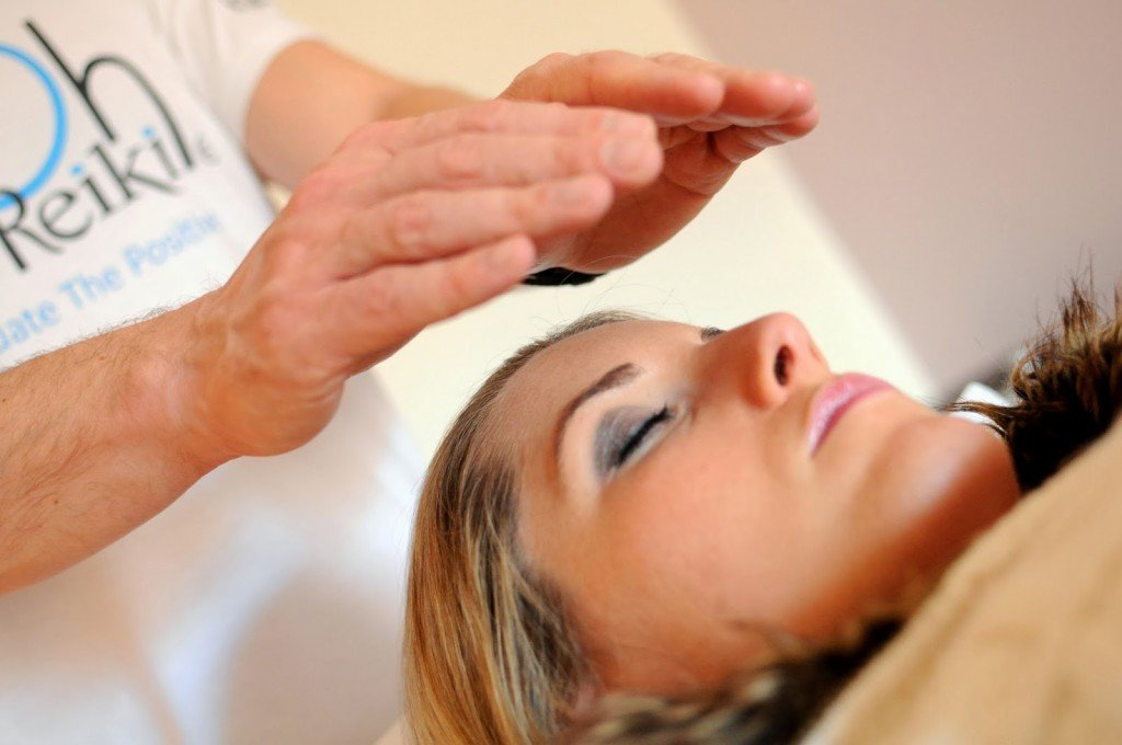 Image for Reiki treatment