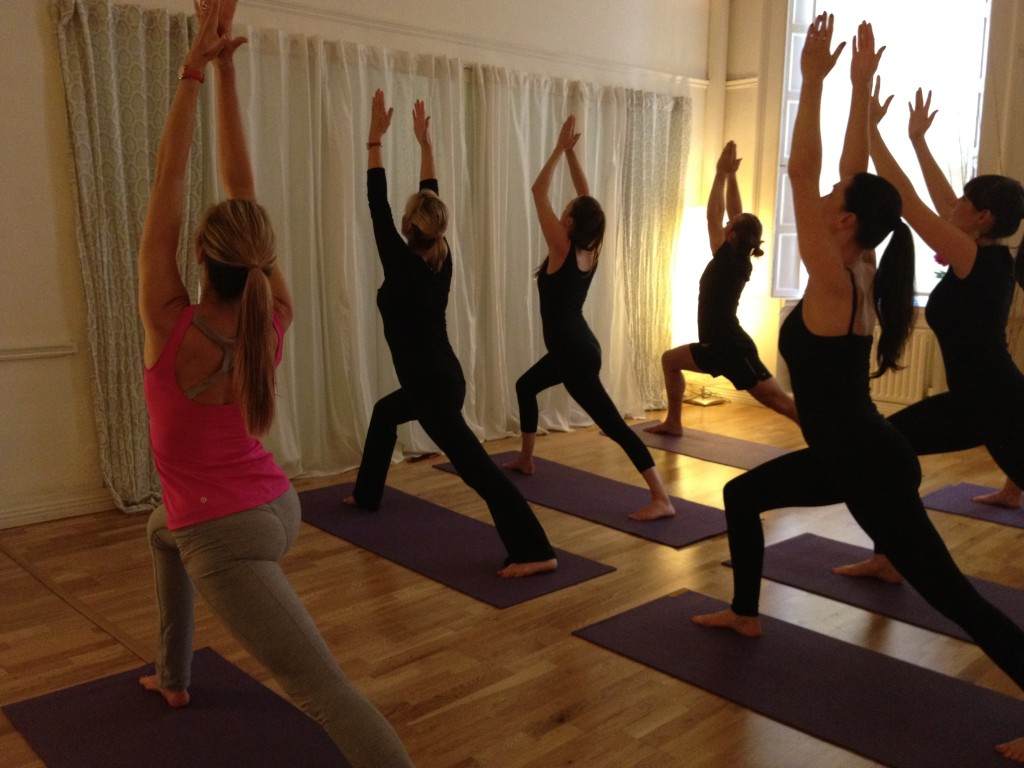 Image for Lunchtime Yoga or Pilates  (8 class pass)